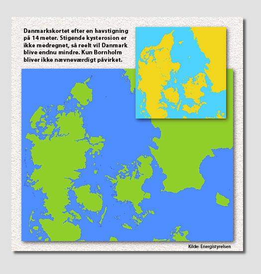 Konsekvenser Af Drivhuseffekten Toftlund Og Bornhoeft Fysik